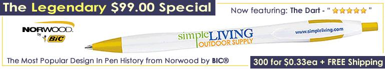 Legendary $99.00 Specials